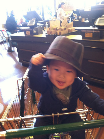 Harrison Hats 2012