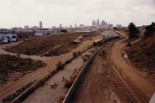 2000, LASHP Site from North Broadway Bridge
