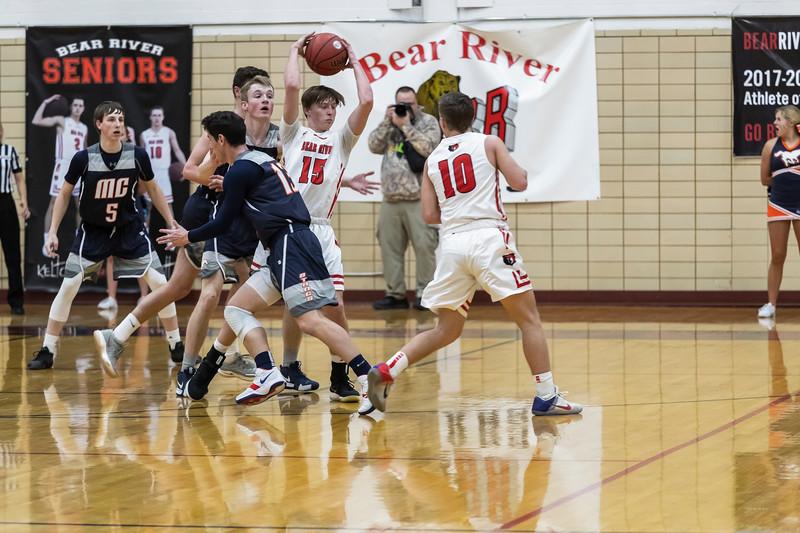 Bear River vs. Mountain Crest