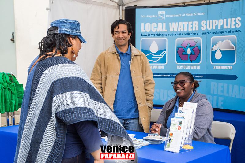 Greem Venice Expo 2.0. www.VeniceNC.org.  Photo by www.VenicePaparazzi.com