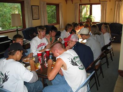 2004 Team Dinner - Boehm b