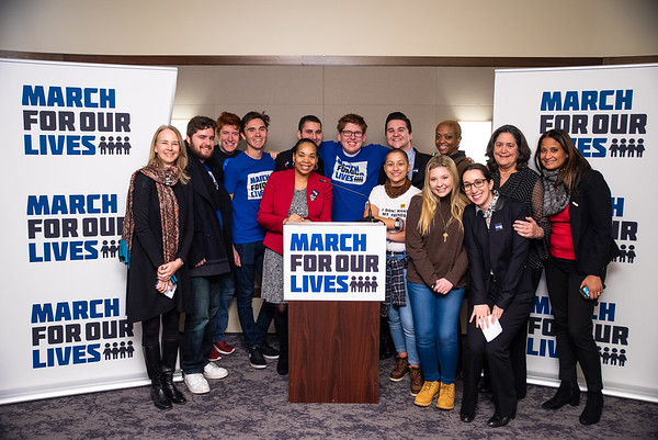 March for our Lives Reception