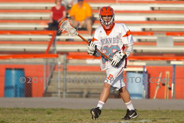 Boone Boys JV Lacrosse 2011 - #28