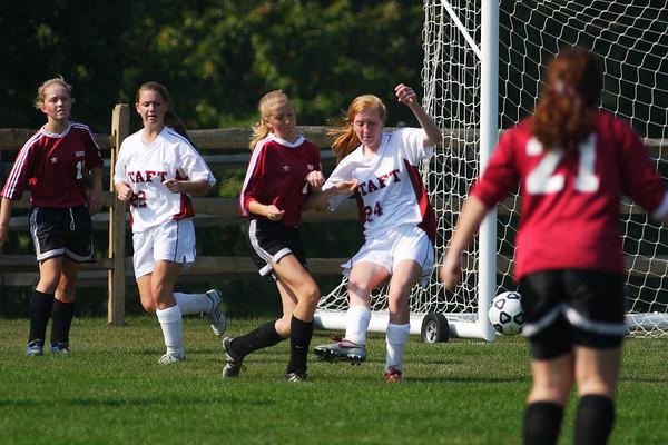 Taft Soccer 10-6-07