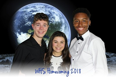 WHS Homecoming 2018