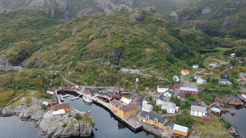9-1-17241800lofoten Nusfjord Fishing Village.MP4