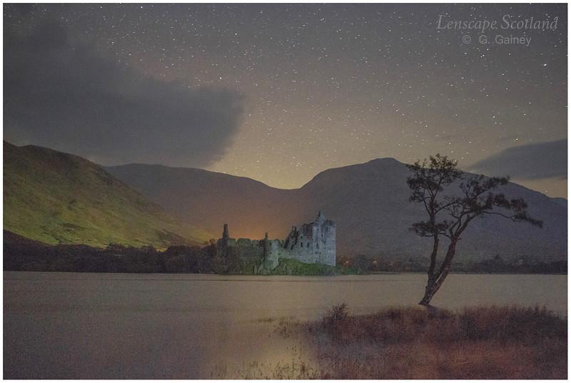 Kilchurn Castle, Loch Awe (3)