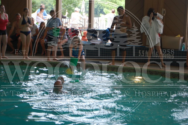 July 24 - Pool Games