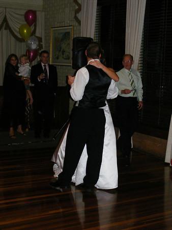 Stuart and Mel's Wedding, Sydney 28 Nov 08