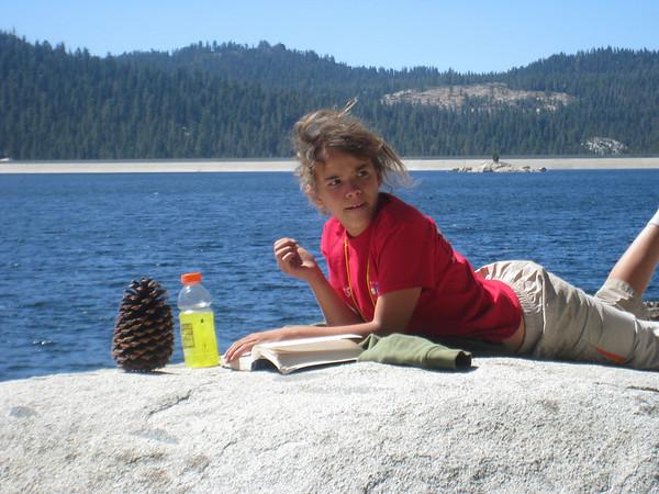 Sep09 - Spricer Reservoir Camping
