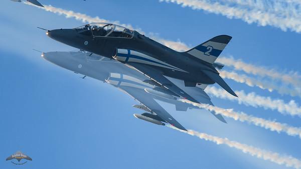 Finland 100y Airshow