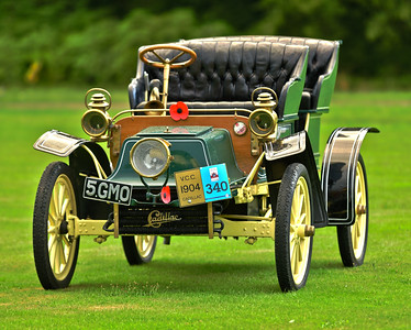 1904 Cadillac 8hp Model B Surrey  5GMO