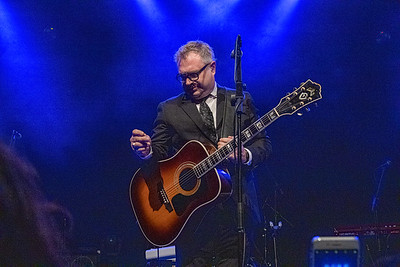 Steven Page at the Commodore Ballroom