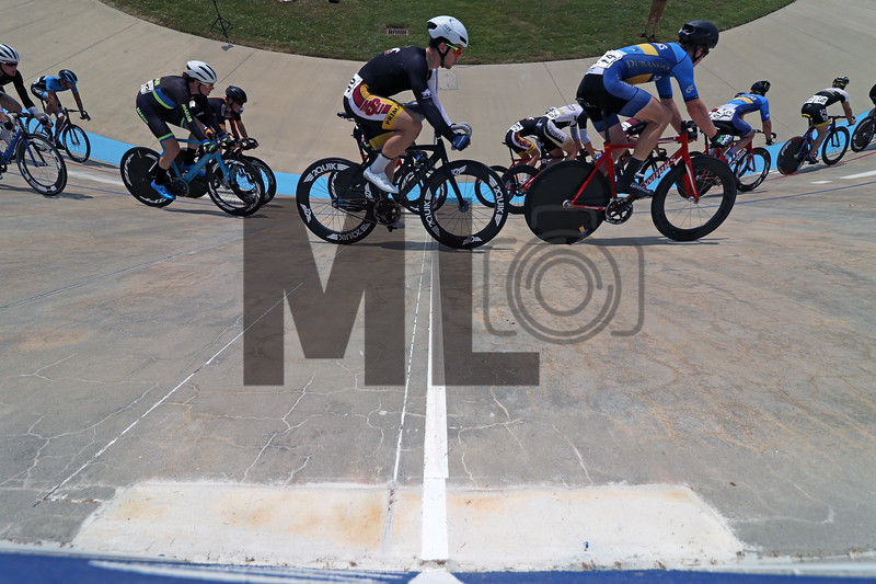 USA Cycling Collegiate Track National Championships at Giordana Velodrome in Rock Hill, S.C., on Friday, Sept. 13, 2019.