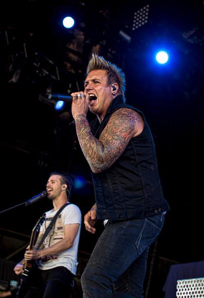 Papa Roach August 19, 2012