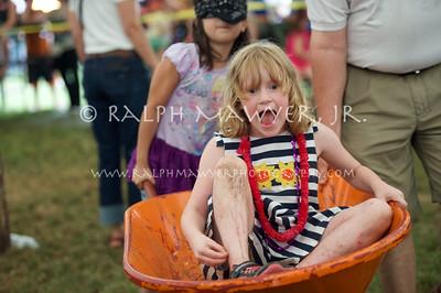 Berges Fest 2015 - Wheelbarrow Races
