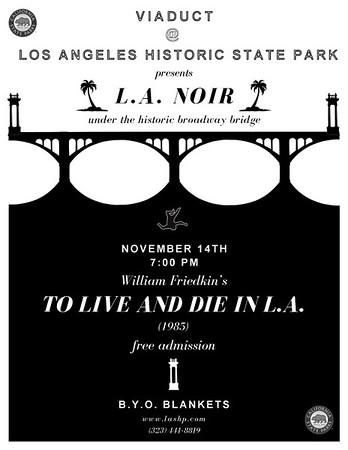 11/14 Film Noir Screening