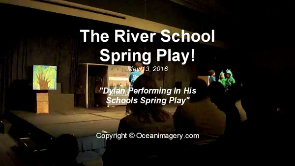 20160513 Washington, DC. - Dylan's School Spring Play