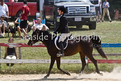 Barnstable County Fair Horseshow, July 18, 2010