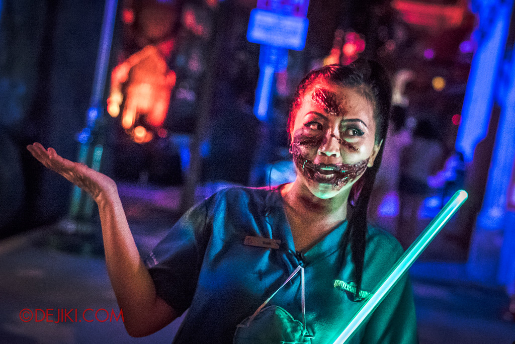 Halloween Horror Nights 7 Singapore - RIP Tour Review / RIP Tour Guide