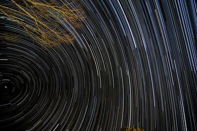 Jacumba Star Trails 1/4/2013
