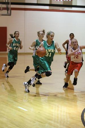 2011-Nov 8th Girls Basketball