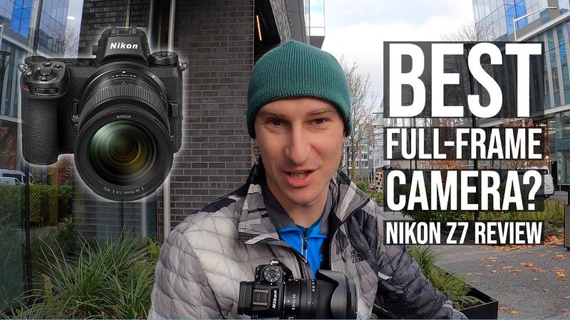 Nikon Z7 Sample Footage - Tacoma