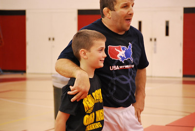 Ken Chertow Wrestling Camp (Oct 12-13, 2012)