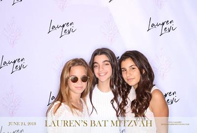 06.24 Lauren's Bat Mitzvah