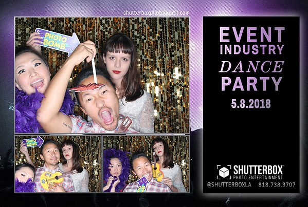 Event Industry Dance Party