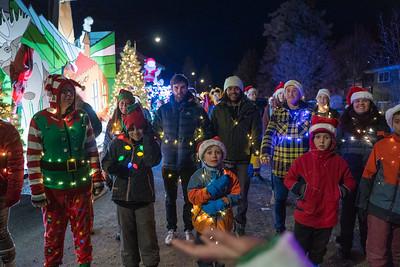 Santa Claus Parade 2019