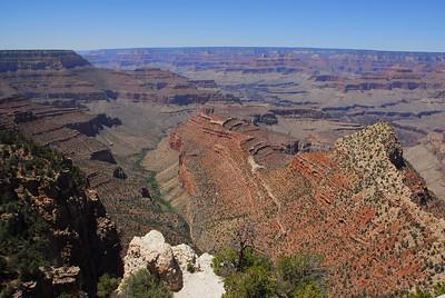 Grand Canyon from Grandview Point.