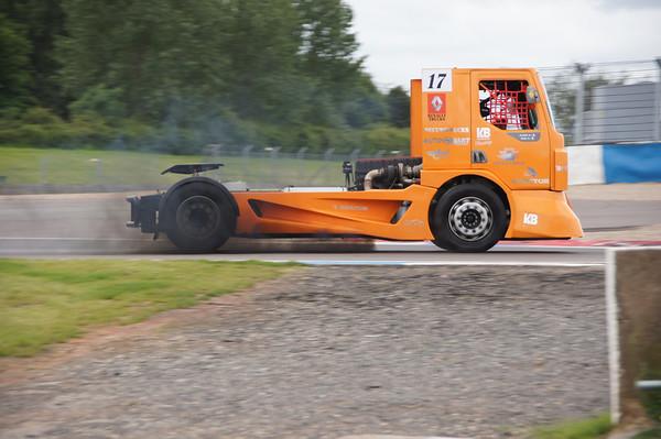 FIA British Truck Grand Prix Donington Park - July 2012