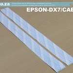 SKU: EPSON-DX7/CABLE, A Set of Two Data Cables for EPSON DX7 Printhead
