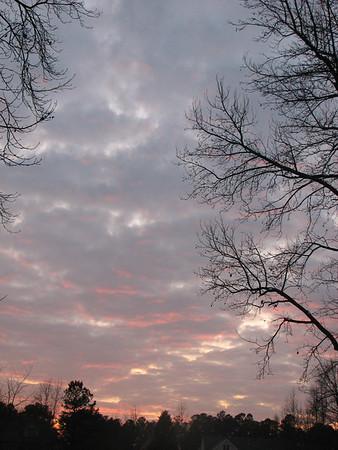 Sunset 20071222