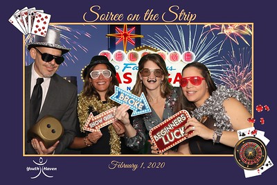 Youthhaven Soiree on the Strip 2020