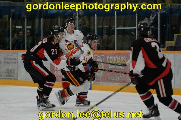 Victoria vs Campbell River  Mar 20, 2016