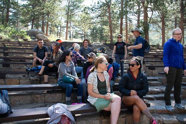 Rocky Mountain Field Trip