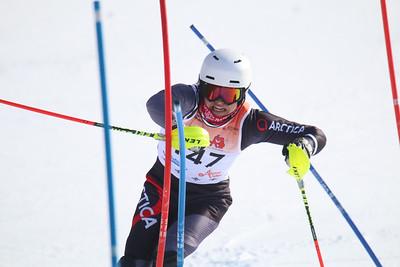 Division 2 ski state finals, Feb. 24, 2020
