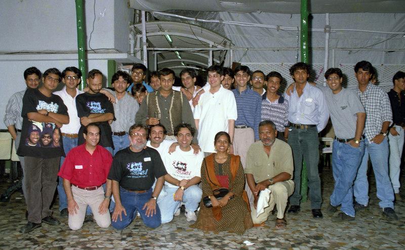 1996 - Live Wire BBS Meet @ Hotel Diplomat