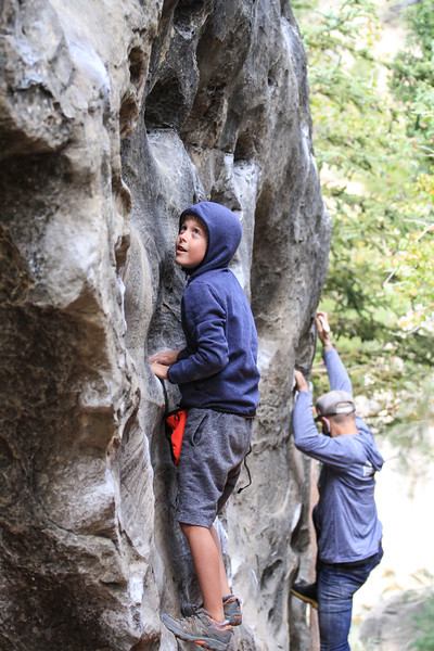 Sept 26, 2020 - Joe's Valley Fest - Bouldering Clinic