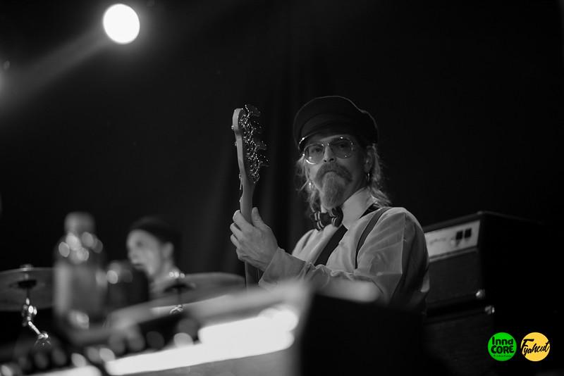 Eek A Mouse performance at KonePajaSali | Helsinki | Saturday 16.11.2019