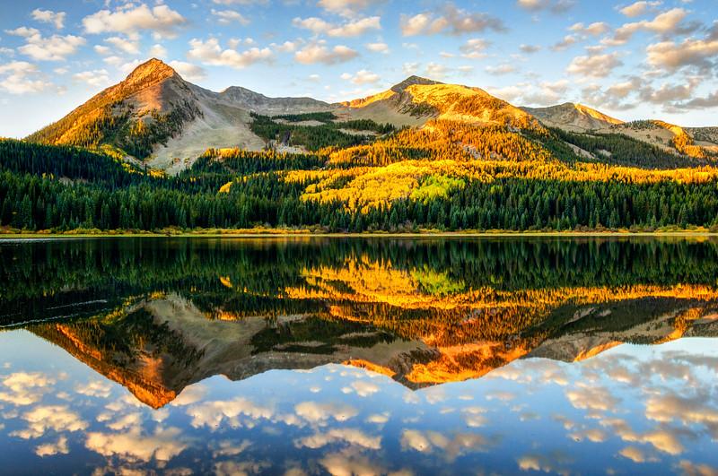 Lost Lake - Kebler Pass