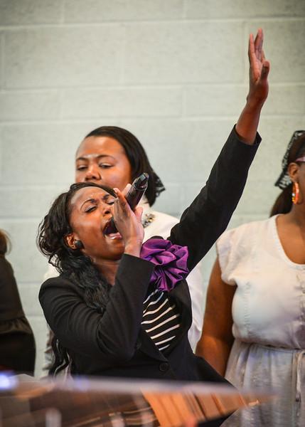 The Ramp Church Choir