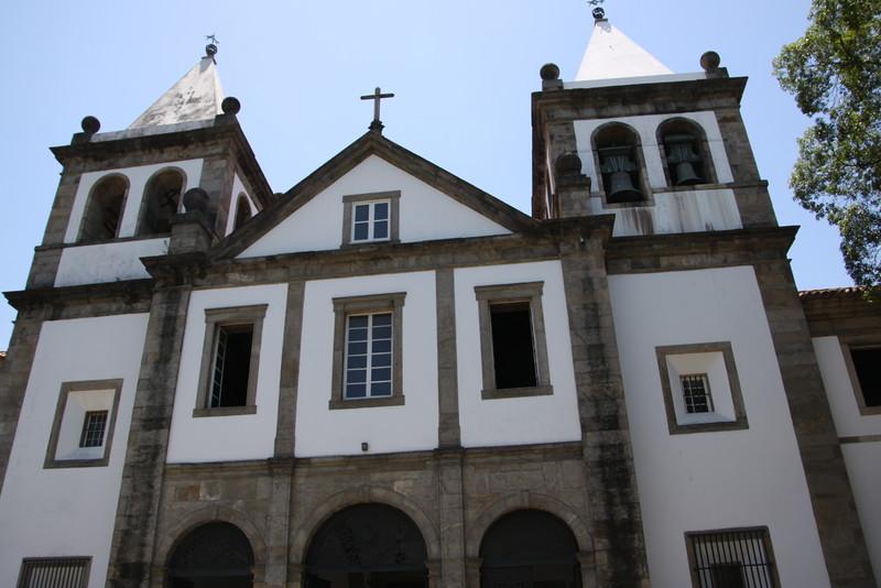 Monserrat church (Sao Bentu) in Rio