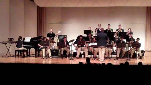 2011-2012 Fine Arts Festival Jazz Night