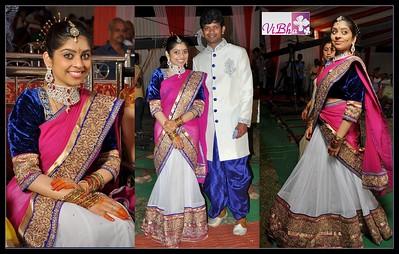 Beautiful Bride Anusha!!