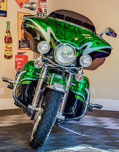 2003 Custom Harley Davidson Ultra Classic