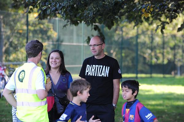 Southampton Juniors parkrun # 44 - 21/09/2014