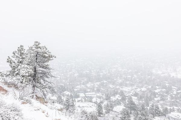 Panorama Point, Flagstaff Mountain, Boulder